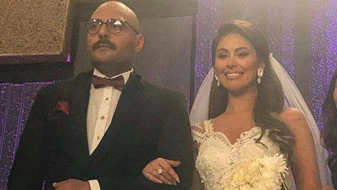 قصة حب مي سليم ووليد فواز في مسلسل الرحلة تتحول الى حقيقة! اليوم زواجهما