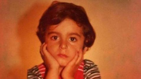 صورة لطفل اصبح ممثلا شهيرا.. فمن هو؟!
