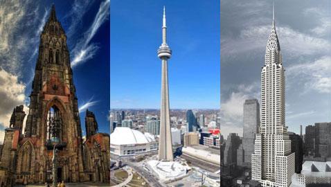 بالصور.. تعرفوا الى أطول المنشآت في العالم عبر الزمن