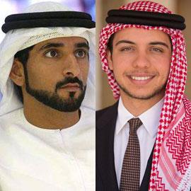 اليكم صور أجمل الأمراء العرب