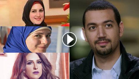 نساء معز مسعود بالصور: من ملكة جمال الجامعة لمرشدة سياحية لشيري عادل