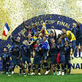 بعد فوز المنتخب الفرنسي.. ما هي الفرق الأكثر حصولا على كأس العالم؟