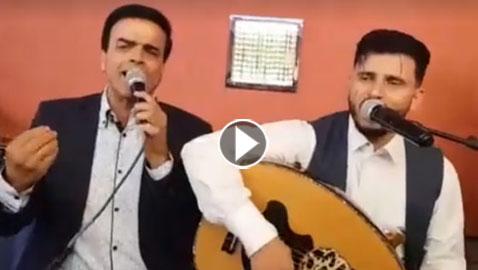 مطرب إسرائيلي يغني بزفاف قريب الرئيس اليمني السابق في الأردن! بالفيديو