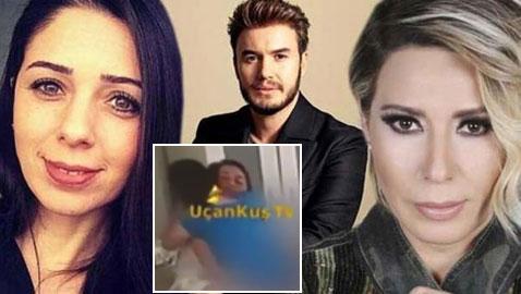المغني التركي مصطفى جيجلي يكتشف خيانة زوجته مع مغنية شهيرة