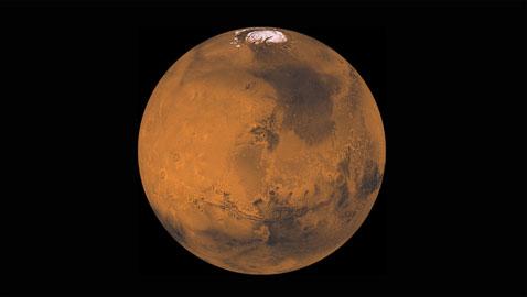 اكتشاف مذهل.. العثور على مياه في الكوكب الأحمر