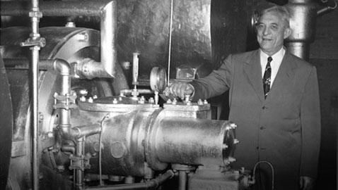 كان يجهل الحساب .. اليكم قصة مخترع مكيف الهواء