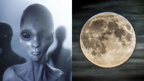علماء الفضاء: الكائنات الفضائية استوطنت وعاشت وازدهرت على القمر!