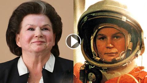 تعرفوا على فالنتينا تيريشكوفا أول امرأة في التاريخ صعدت إلى الفضاء!