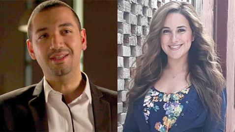 هل وقع الطلاق بين الفنانة شيري عادل والداعية الاسلامي معز مسعود؟