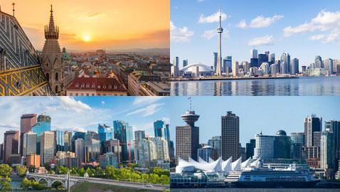 إليكم أكثر مدن العالم متعة وأفضلهم لرفاهية العيش