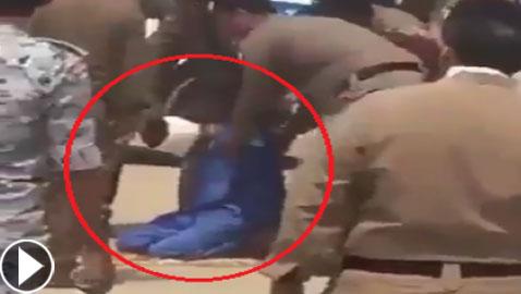 فيديو مؤثر: سعودي يعفو عن قاتل ابنه قبل تنفيذ حكم الإعدام بثواني!
