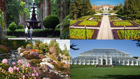 بالصور.. أجمل 8 حدائق نباتية ساحرة في العالم