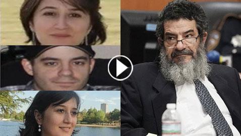 الحكم بالإعدام على الأردني الذي قتل ابنته وزوجها وصديقتها لاعتناقها المسيحية!