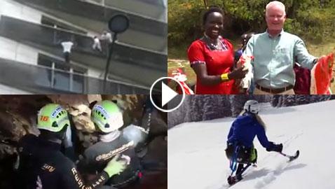 بالفيديو: تعرفوا إلى الأبطال الخارقين الذي يعيشون بيننا