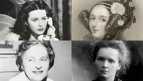 نساء غيرن وجه العالم بإختراعاتهن