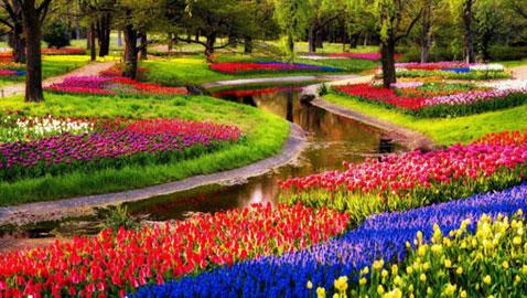 صور مجموعة من أروع الحدائق مصممة بشكل مذهل على مستوى العالم