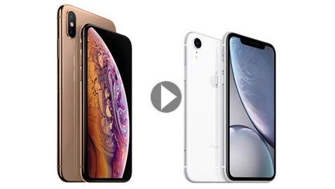 تعرفوا على سعر ومواصفات هواتف آيفون الجديدة.. فيديو وصور