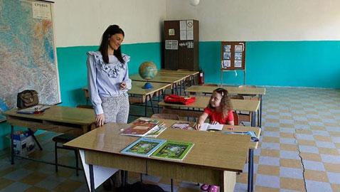 جرس مدرسة يدق من أجل تلميذة واحدة في صربيا