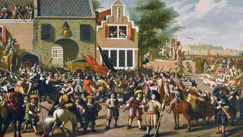 قصة يوم أكل الهولنديون رئيس وزرائهم..