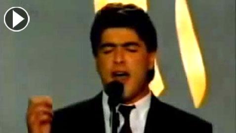 فيديو نادر: وائل كفوري يغني بعمر 18 عاما ويبهر الجميع