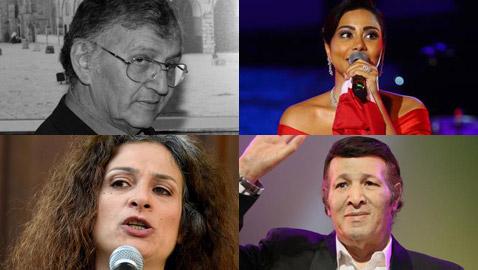 9 فنانين وأدباء عرب قادتهم أعمالهم إلى السجن أو الاعتقال.. تعرفوا  ..