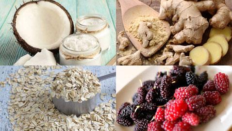 تعرفوا الى 11 نوع من الأطعمة المضادة للالتهابات