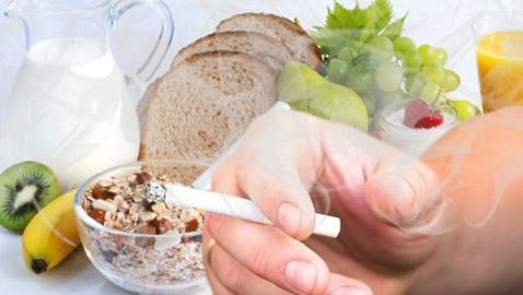 تعرفوا على هذه الأطعمة التي تساعد على تنظيف الجسم من النيكوتين