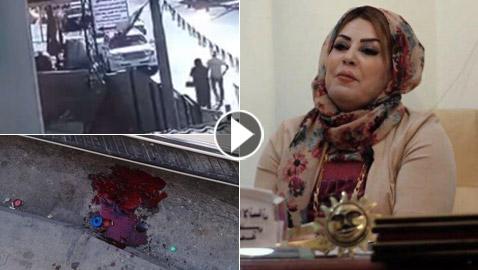 بالفيديو والصور.. اغتيال الناشطة العراقية سعاد العلي في البصرة