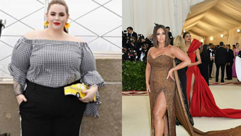 عارضات أزياء بمقاسات كبيرة وصلن إلى العالمية! البدينات أيضا جميلات