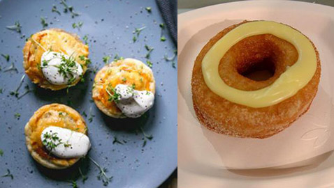 تعرفوا على أبرز صيحات عالم الطهي وطرق المزج بين الأطعمة في السنوات الأخيرة