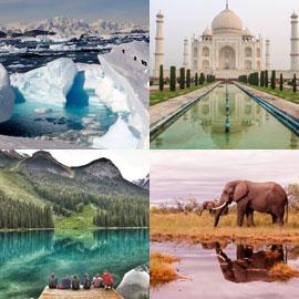 بالصور.. أفضل 10 أماكن في العالم للرحلات الفردية