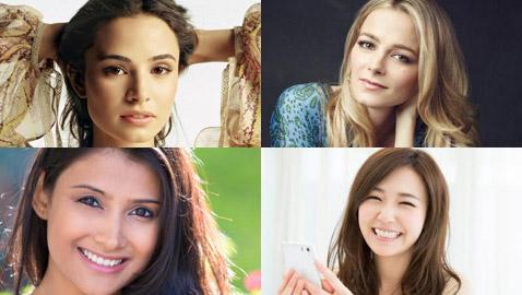 10 دول تجد بها أجمل نساء العالم صاحبات العيون الملونة والشعر الاشقر