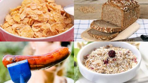 بالصور: أغذية صحية تخفي بداخلها كمية ضخمة غير متوقعة من السكر