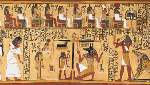 بيع (كتاب الموتى) الفرعوني النادر في مزاد بمبلغ 1.35 مليون يورو