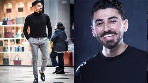 العراقي وهاب حسو ينسحب من مسابقة ملك جمال العالم بسبب تهديدات بالقتل!