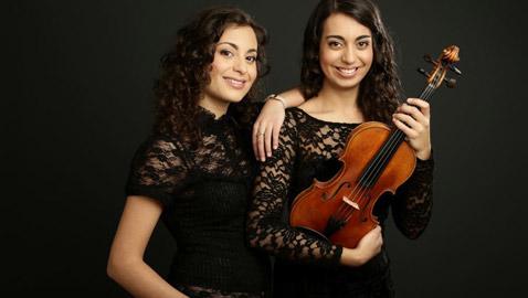شقيقتان مصريتان تتصدران قائمة مشاهير إسكتلندا