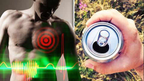 احذروا.. هذا ما تفعله مشروبات الطاقة في الجسم
