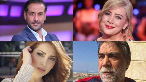 10 نجوم لمعوا في مسلسلات سورية لكنهم ليسوا سوريين! اغلبهم من فلسطين