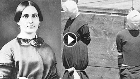 ماري سورات.. اليكم حكاية أول امرأة أعدمتها حكومة أميركا