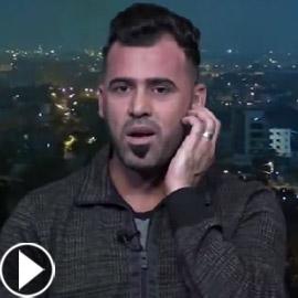 زلزال بغداد يتسبب بانسحاب النجم عماد محمد من برنامج على الهواء! فيديو