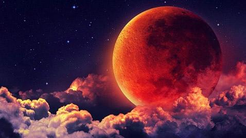 حالة فلكية نادرة: ظاهرتان فلكيتان متزامنتان للقمر يمكنك رؤيتهما بعد أيام!