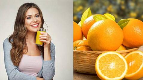 اليكم فوائد البرتقال المدهشة في الشتاء