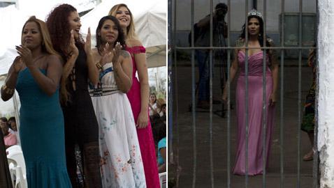 بالصور.. مسابقة ملكة جمال السجون في ريو دي جانيرو البرازيلية