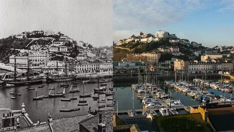 مجموعة صور رائعة تظهر كيف تغيرت لندن خلال 150 عاماً!
