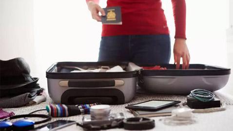 تعرفوا الى أغرب الأشياء التي يحملها المسافرون في حقائبهم
