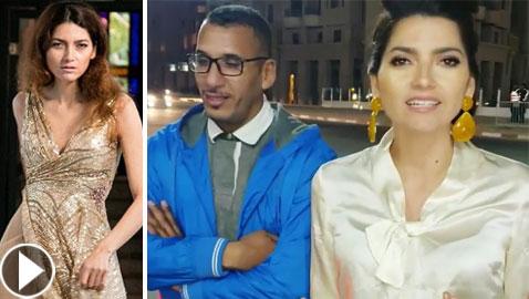 بالفيديو: نجمة عالمية تشيد بسائق اجرة مغربي ومبادرته الانسانية