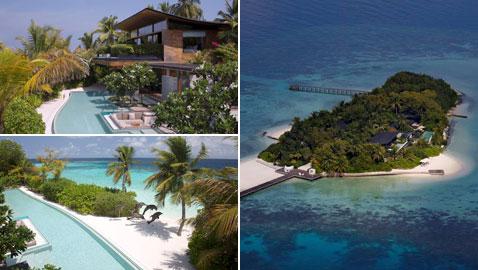 صور جزيرة الأحلام في المالديف: ليلة واحدة بـ 45 ألف دولار!