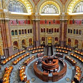 بالصور.. تعرفوا على أجمل وأبرز مكتبات العالم