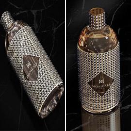 زجاجة عطر تتزين بالياقوت والألماس والذهب يصل ثمنها لـ20 مليون دولار!