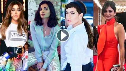 بالصور والفيديو: سعوديات جميلات وجريئات خطفن الأنظار في 2018